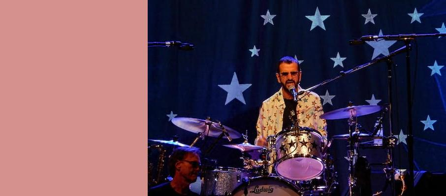 Ringo Starr And His All Starr Band Paramount Theatre Asbury Park Nj Tickets Information Reviews
