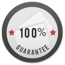 100% Guarantee