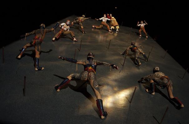 Cirque du Soleil KA, KA Theatre, Las Vegas