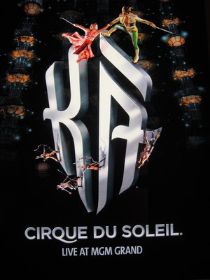 Cirque Du Soleil - Ka at Gallery MC