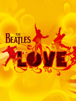 Cirque du Soleil The Beatles Love, Love Theater, Las Vegas