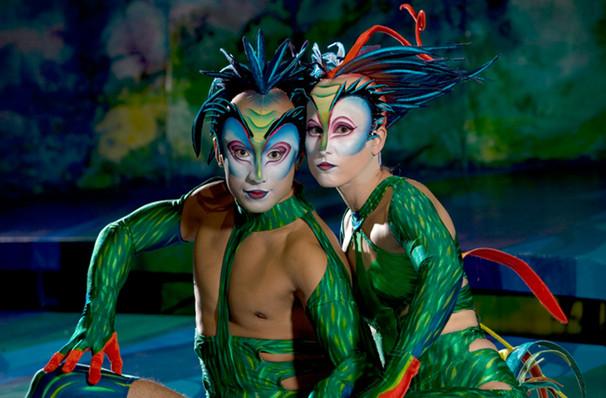 Cirque du Soleil Mystere, Mystere Theater, Las Vegas