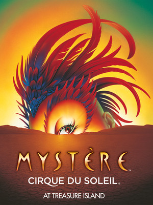 Cirque du Soleil - Mystere at Mystere Theater