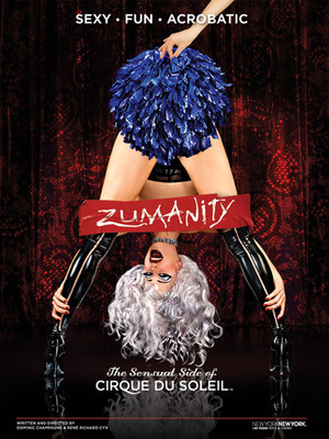 Cirque Du Soleil - Zumanity at Zumanity Theater
