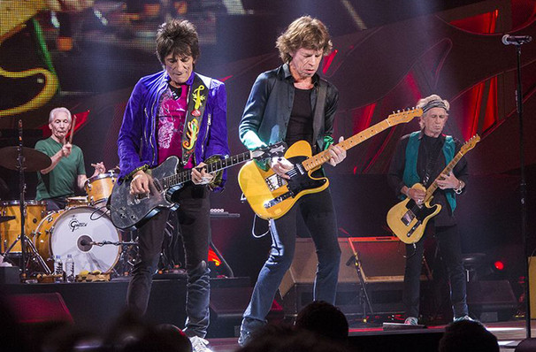 The Rolling Stones, EverBank Field, Jacksonville