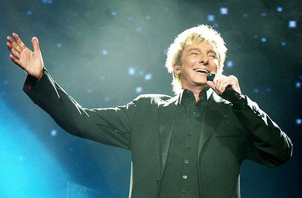 Barry Manilow, International Theater, Las Vegas