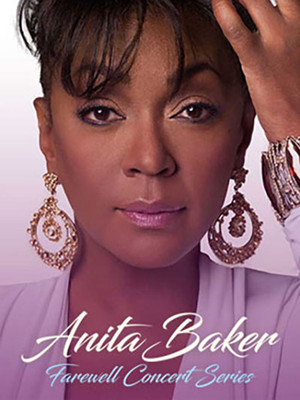 Anita Baker at Ryman Auditorium