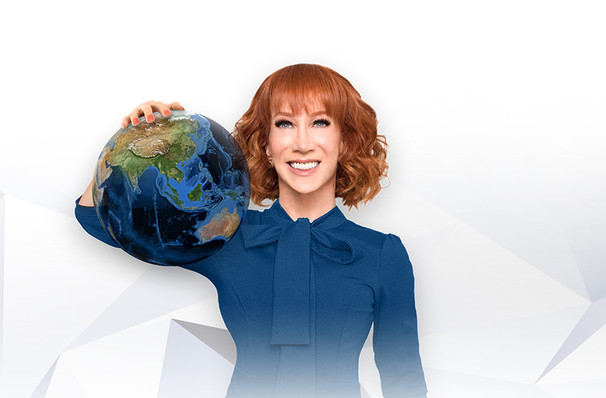 Kathy Griffin, Bass Concert Hall, Austin