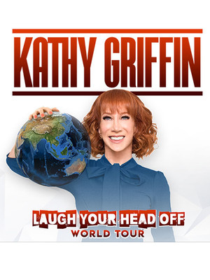 Kathy Griffin at St. George Theatre