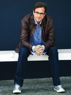 Bob Saget at San Jose Improv