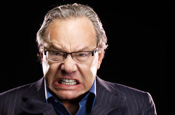 Lewis Black, Pantages Theater, Seattle