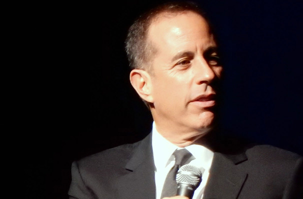 Jerry Seinfeld, Riverside Theatre, Milwaukee