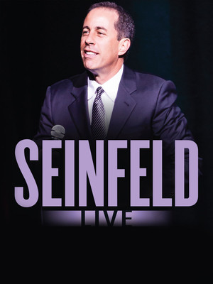 Jerry Seinfeld at Tilles Center Concert Hall