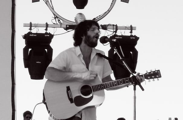Ray LaMontagne, Robinson Center Performance Hall, Little Rock