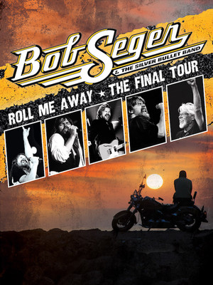 Bob Seger at North Charleston Coliseum