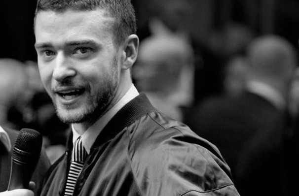 Justin Timberlake, Times Union Center, Albany