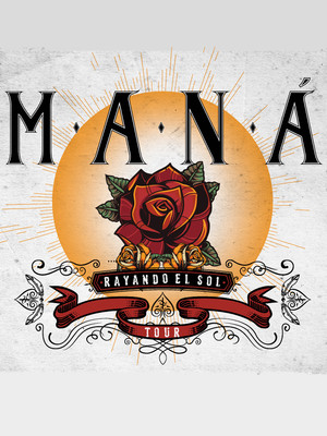 Mana, Greensboro Coliseum, Greensboro