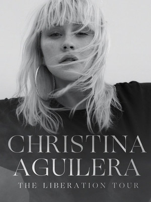 Christina Aguilera at River Spirit Casino