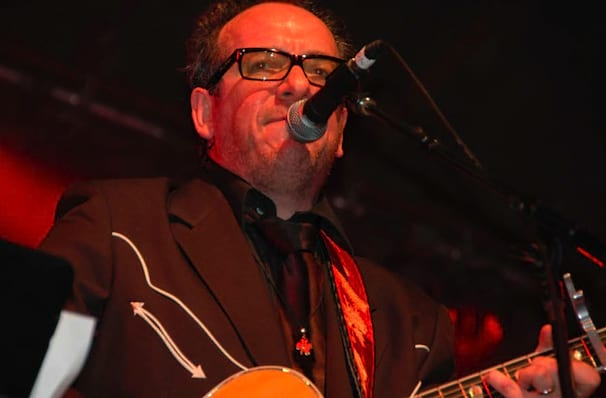 Elvis Costello, 20 Monroe Live, Grand Rapids