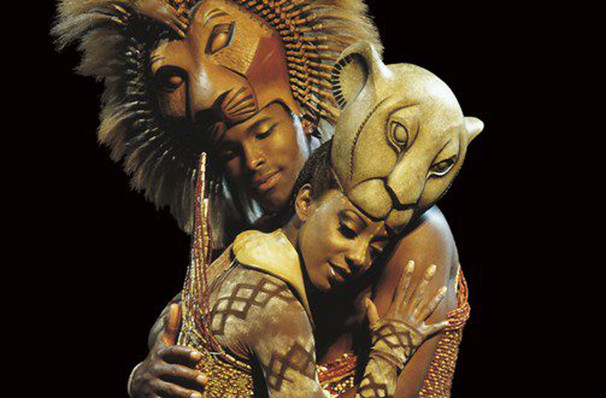 Lion King Lyceum Theatre London Tickets Information