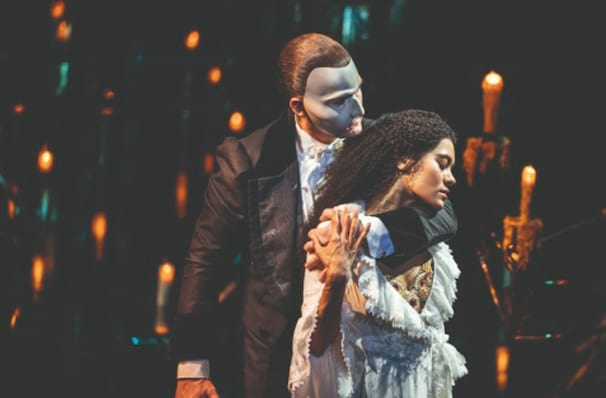 Phantom of the Opera, Her Majestys Theatre, London