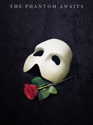 Phantom of the Opera at Her Majestys Theatre