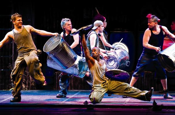 Stomp - Ambassadors Theatre, London - Tickets, information ...
