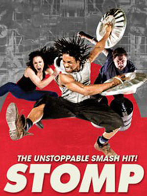Stomp Poster