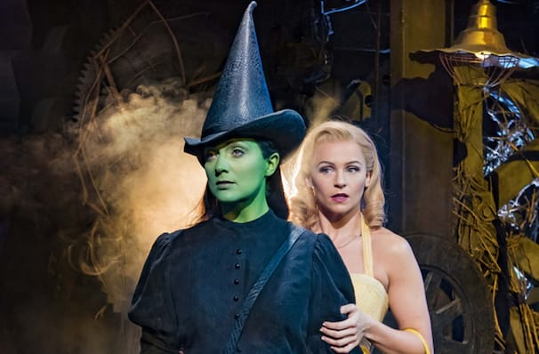Broadway's Wicked Releases 15th Anniversary Deluxe Album