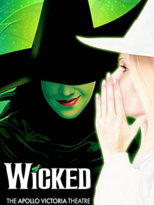 Wicked, Apollo Victoria Theatre, London