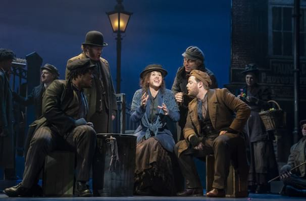 My Fair Lady, Citizens Bank Opera House, Boston
