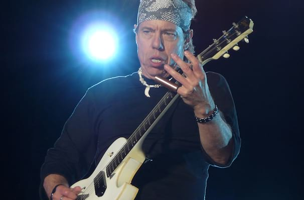 George Thorogood, Luther F Carson Four Rivers Center, Paducah