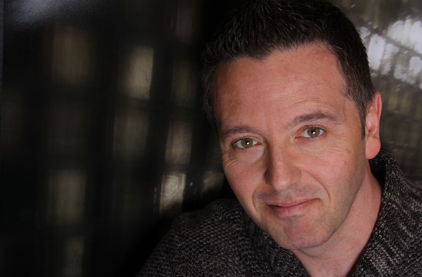 John Edward, Harrahs Reno Convention Center, Reno