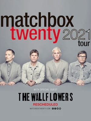 Matchbox Twenty, Darien Lake Performing Arts Center, Buffalo