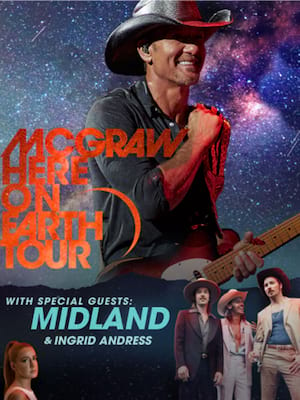 Tim McGraw at Choctaw Casino & Resort