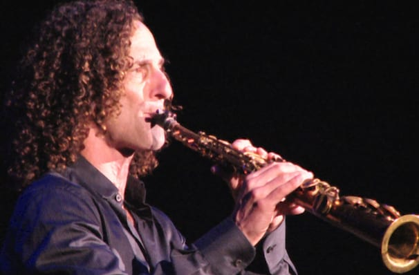 Kenny G, Kodak Center, Rochester