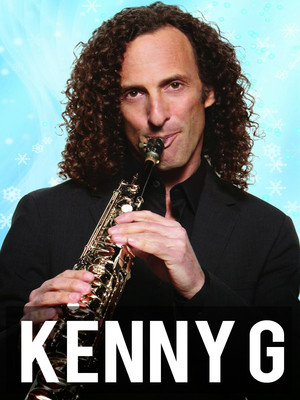 Kenny G, Kleinhans Music Hall, Buffalo