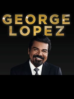 George Lopez at Bergen Performing Arts Center