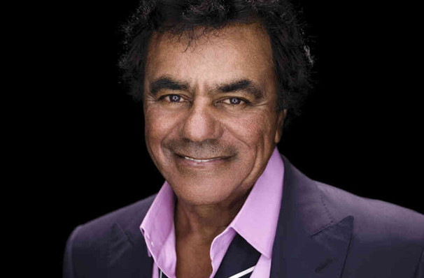 Johnny Mathis, State Theatre, New Brunswick