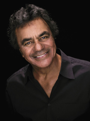 Johnny Mathis at Hayes Hall