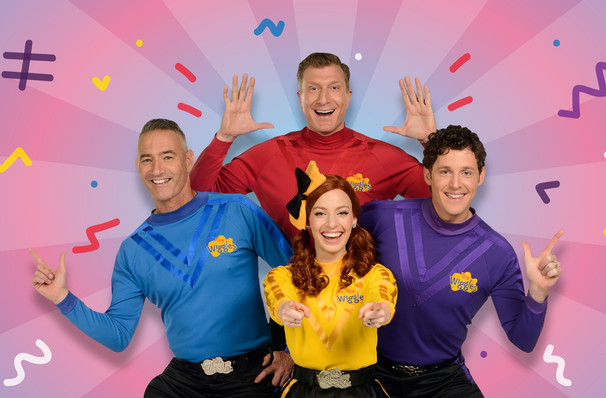 Just one chance to see The Wiggles