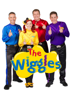 The Wiggles, San Jose Civic Auditorium, San Jose