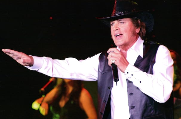 Engelbert Humperdinck, Fox Performing Arts Center, Los Angeles