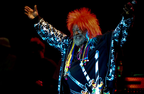 George Clinton   House Of Blues, Dallas, TX   Tickets, Information, Reviews