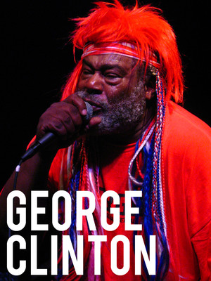 George Clinton at Fabulous Fox Theater