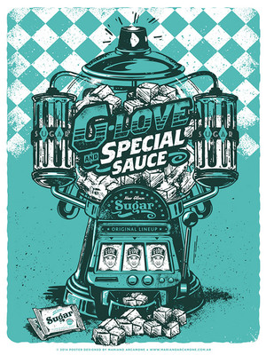 G Love and Special Sauce at Wooly