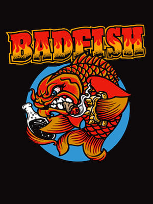 Badfish at Riverside Municipal Auditorium