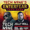 Tech N9ne, Riverside Municipal Auditorium, San Bernardino