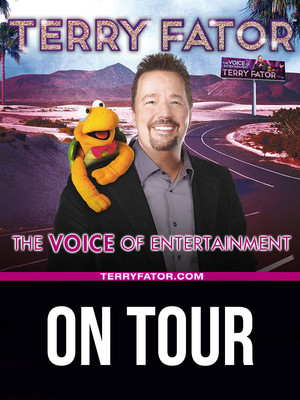 Terry Fator at Coral Springs Center For The Arts