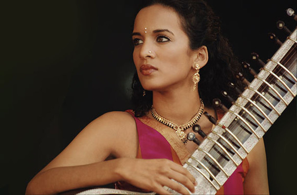 Anoushka Shankar, Carolina Theatre Fletcher Hall, Durham
